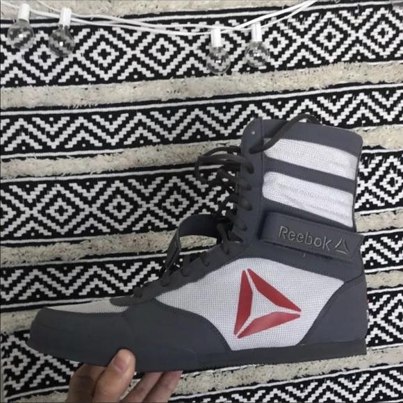 Rebook Buck Boots Tom Hardy Venom